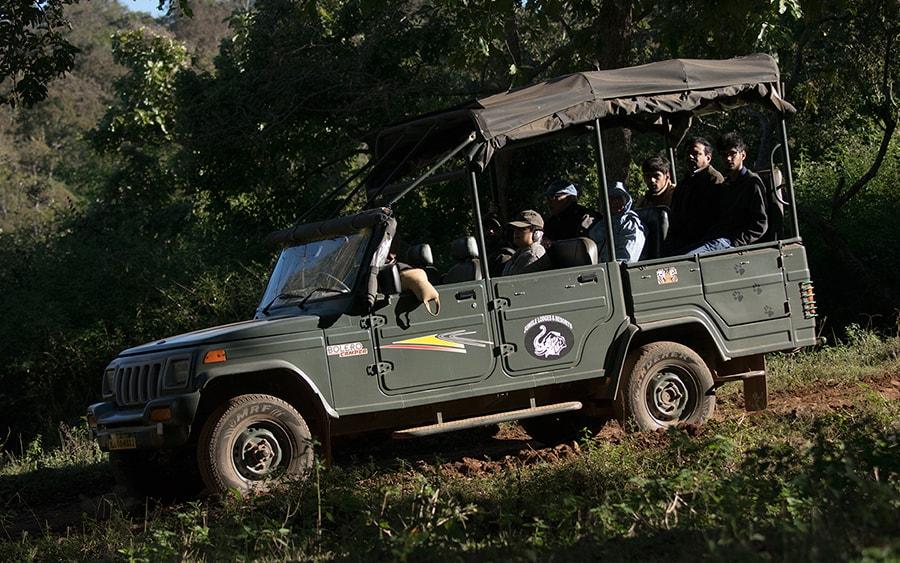 JLR Jeep