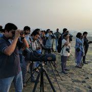 jasai birdwatching 1 180x180 - Mumbai Birdwatchers' Club: Birding by the beach- Bhuigaon, Vasai