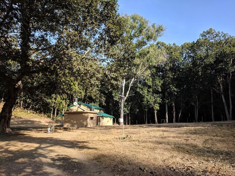 Sultan FRH Shashank Birla - Corbett National Park