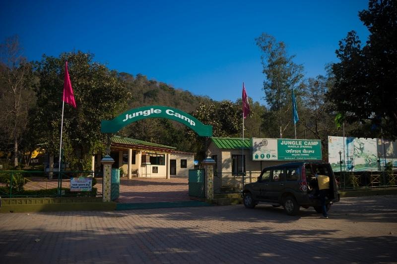 Jungle Camp Madla - Panna Tiger Reserve, Madhya Pradesh